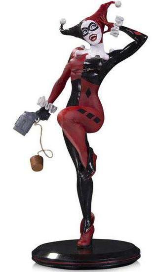 DC Cover Girls Harley Quinn Statue [Joelle Jones]
