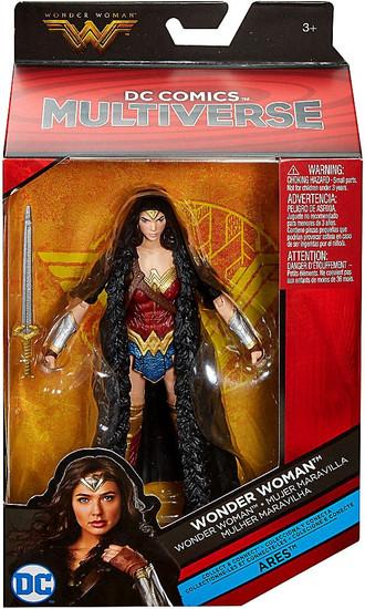 DC Multiverse Ares Series Wonder Woman Action Figure