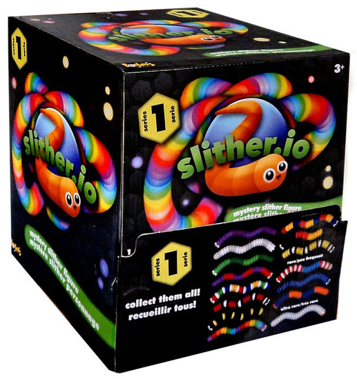Slither.io Mystery Box [24 Packs]