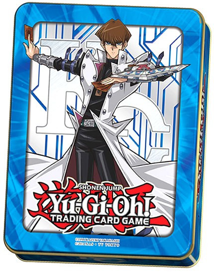 YuGiOh Trading Card Game 2017 Seto Kaiba Mega Tin Set [3 Booster Packs]