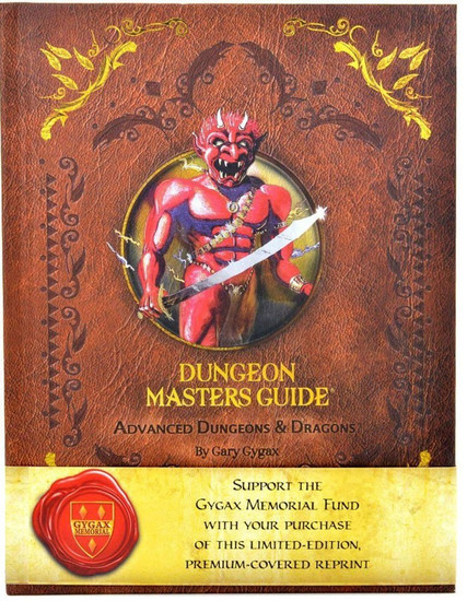 Advanced Dungeons & Dragons Dungeon Masters Guide