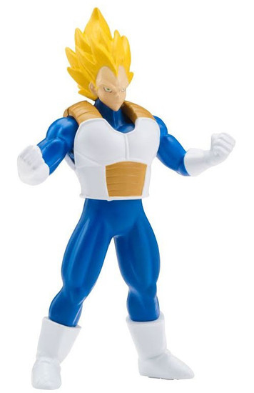 Dragon Ball Super Power Up Series 1 Super Saiyan Vegeta Action Figure