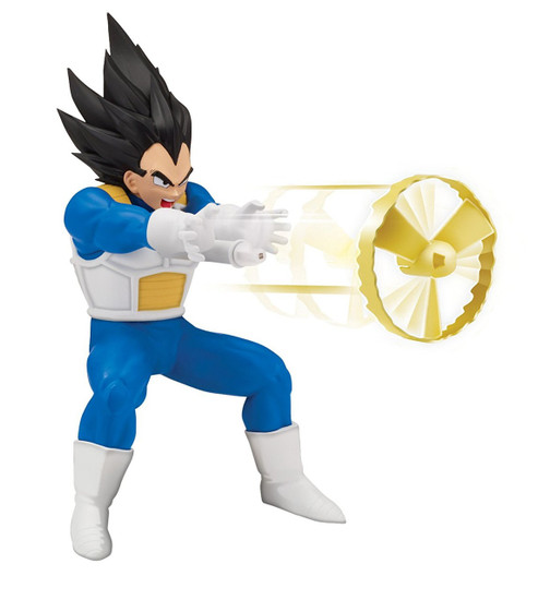 Dragon Ball Super Final Attack Series 1 Vegeta Action Figure