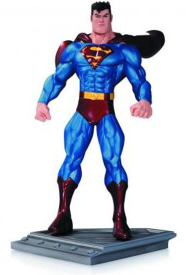 DC The Man of Steel Superman Statue [Ed Mcguinnes]