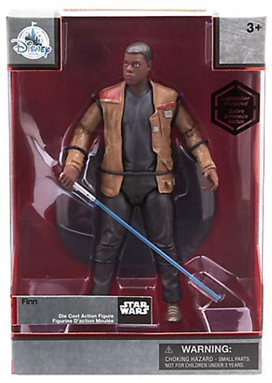 Star Wars The Force Awakens Elite Series Finn Action Figure