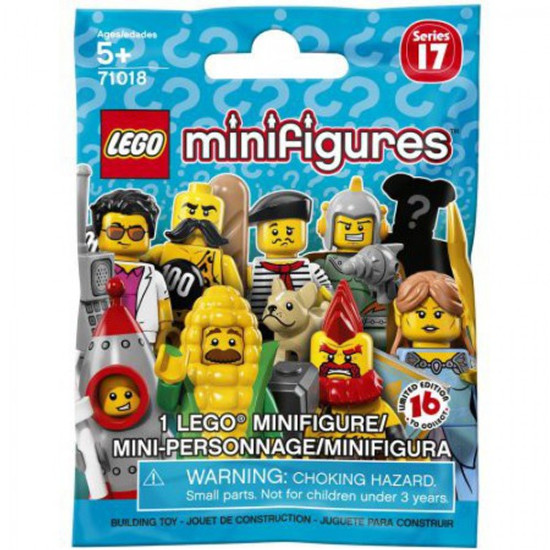 LEGO Minifigures Series 17 Mystery Pack