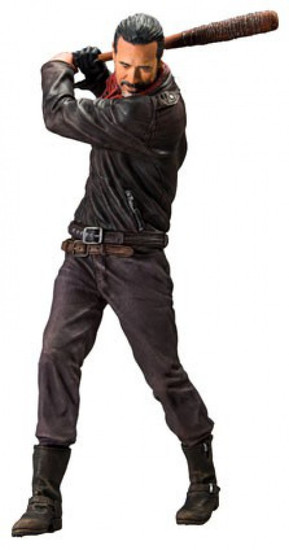 McFarlane Toys The Walking Dead AMC TV Negan Deluxe Action Figure
