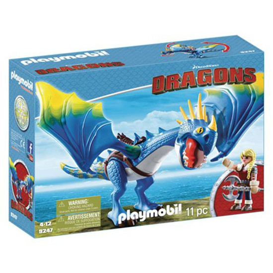 Playmobil Dragons How to Train Your Dragon Astrid & Stormfly Set #9247