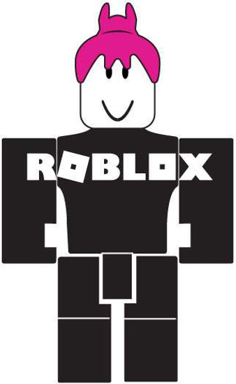 Guest Roblox Character Head Roblox Series 1 Girl Guest 3 Mini Figure No Code Loose Jazwares Toywiz