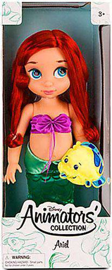 Disney Princess The Little Mermaid Animators' Collection Ariel Exclusive 16-Inch Doll [Damaged Package]