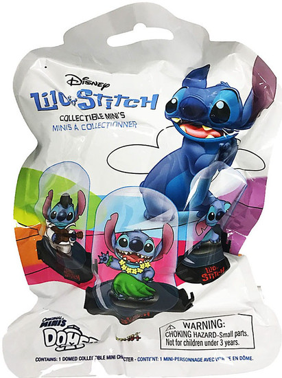 Disney Domez Series 1 Lilo & Stitch Mystery Pack