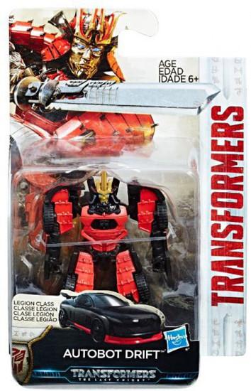 Transformers The Last Knight Autobot Drift Legion Action Figure