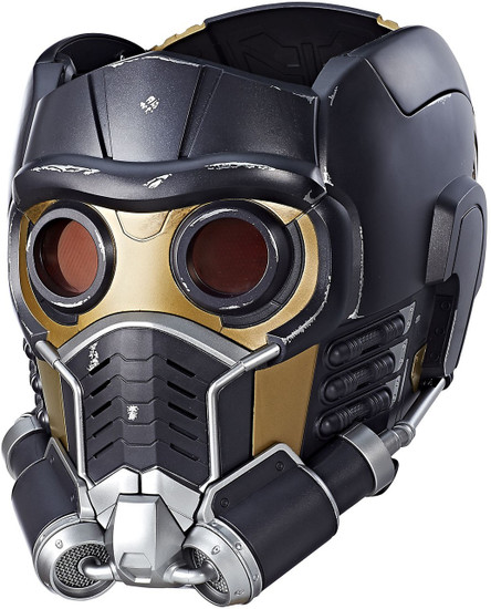 Marvel Guardians of the Galaxy Vol. 2 Legends Gear Star Lord Electronic Helmet