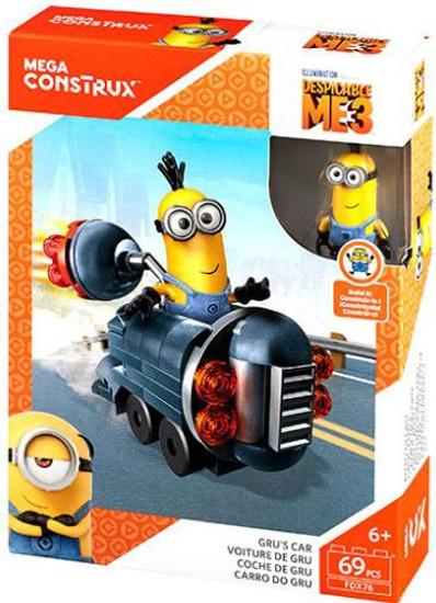Despicable Me Minions Gru's Car Set