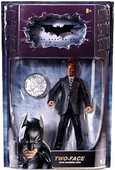 Batman The Dark Knight Two-Face Action Figure