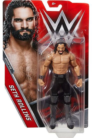 WWE Wrestling Series 73 Seth Rollins Action Figure