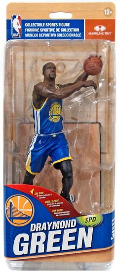 McFarlane Toys NBA Golden State Warriors Sports Picks Series 31 Draymond Green Action Figure