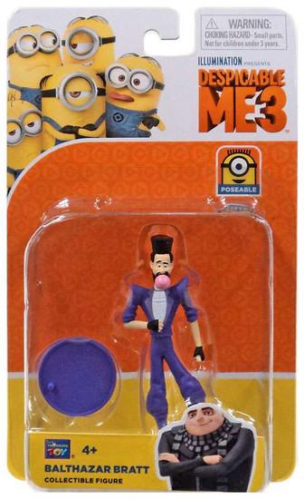 Despicable Me 3 Balthazar Bratt Action Figure