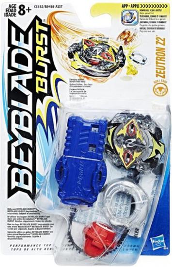 Beyblade Burst Zeutron Z2 Starter Pack