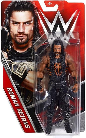 WWE Wrestling Series 74 Roman Reigns Action Figure