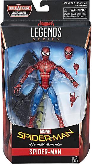 Marvel Legends Vulture Flight Gear Series Spider-Man Action Figure [Homecoming]