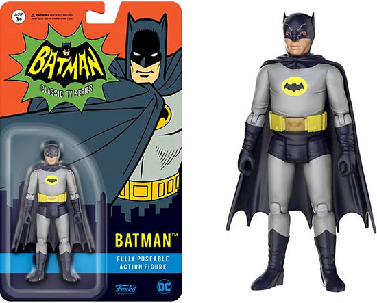 Funko Batman 1966 TV Series DC Heroes Batman Action Figure [Regular Version]