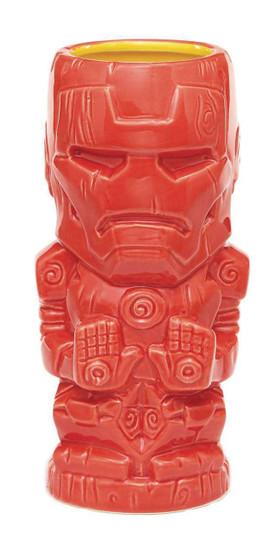 Marvel Geeki Tiki Iron Man 7-Inch Tiki Glass