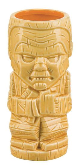 Monsters Geeki Tiki Tiki Tut (The Mummy) 7-Inch Tiki Glass