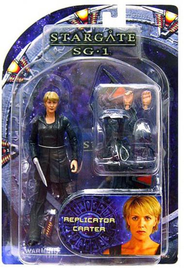 Stargate SG-1 Replicator Carter Action Figure