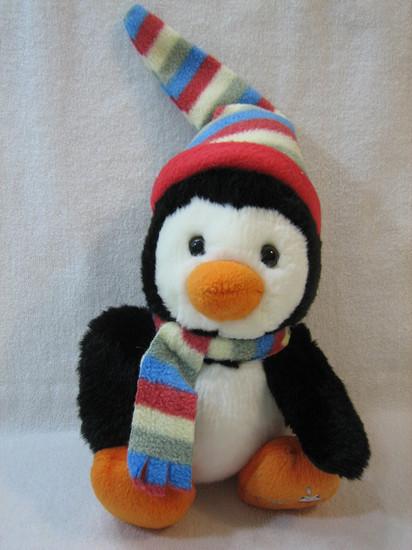 Shining Stars Penguin Plush [Christmas Limited Edition]