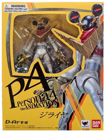 Persona 4 Jiraiya Action Figure