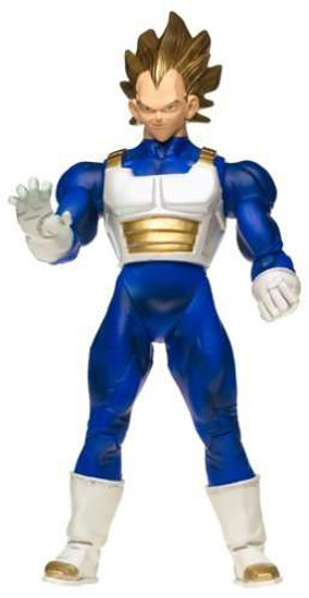 Dragon Ball Z Series 7 Movie Collection SS Vegeta Action Figure [Damaged Package]