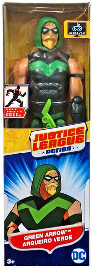 Justice League Action JLA Green Arrow Action Figure