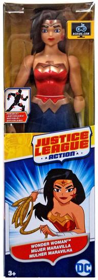 Justice League Action JLA Wonder Woman Action Figure