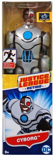 Justice League Action JLA Cyborg Action Figure