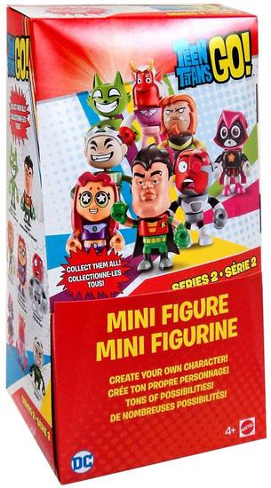 Teen Titans Go! Series 2 Teen Titans Mystery Box [36 Packs]