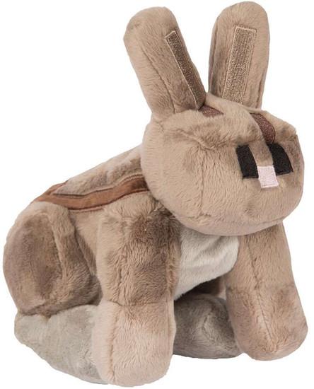 Minecraft Rabbit 8-Inch Plush