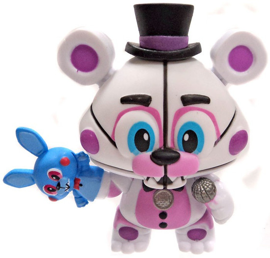 Funko Five Nights at Freddy's FNAF4 & Sister Location Mystery Minis Funtime Freddy 1/12 Mystery Minifigure [Loose]