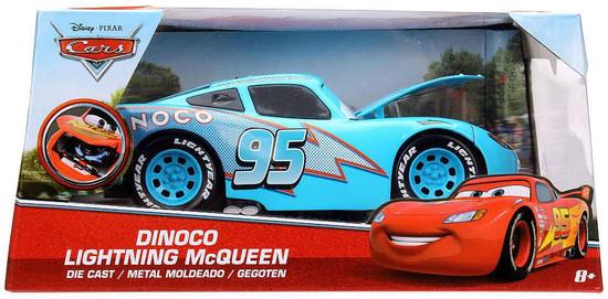 Disney / Pixar Cars Cars 3 Dinoco Lightning McQueen Diecast Car