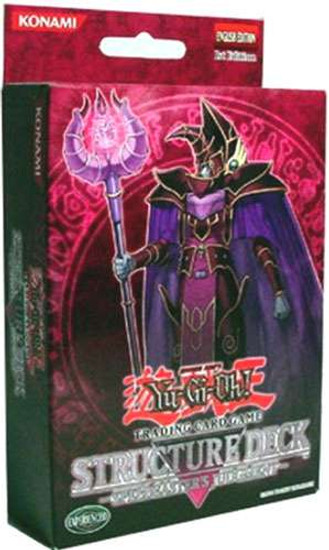 YuGiOh Trading Card Game Spellcaster's Judgment (1st Edition) Structure Deck