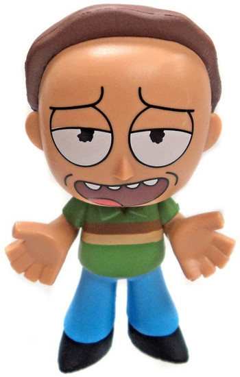Funko Rick & Morty Series 1 Jerry 1/12 Mystery Minifigure [Loose]