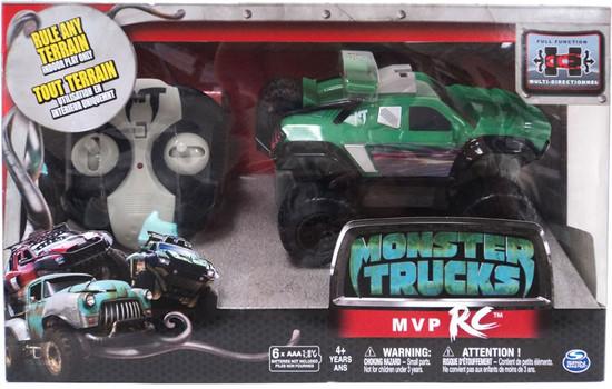 Monster Trucks MVP R/C Vehicle