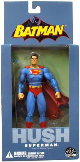 Batman Hush Series 2 Superman Action Figure [Loose]