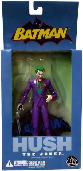 Batman Hush Series 1 The Joker Action Figure [Loose]