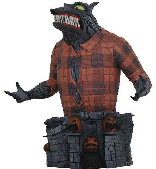 Nightmare Before Christmas Wolfman Bust