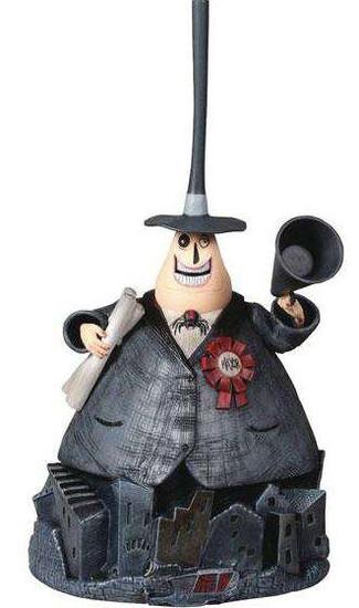Nightmare Before Christmas Mayor Bust