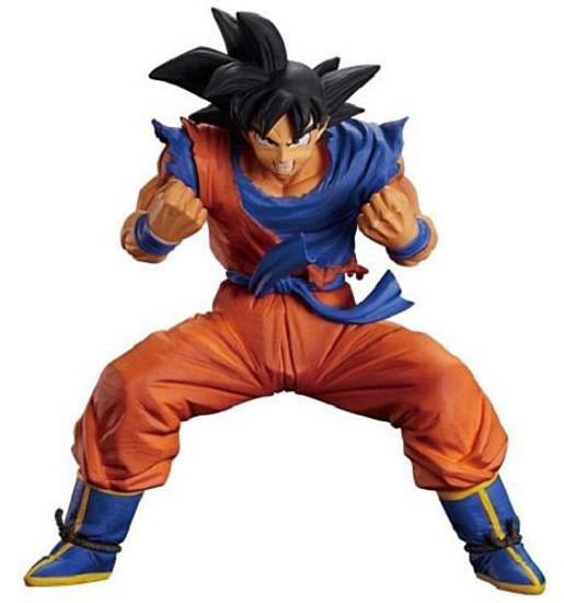 Dragon Ball Super FES!! Son Goku Collectible PVC Figure