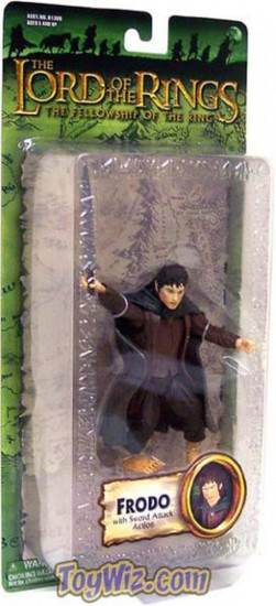 The Lord of the Rings The Fellowship of the Ring Series 1 Frodo Baggins Action Figure