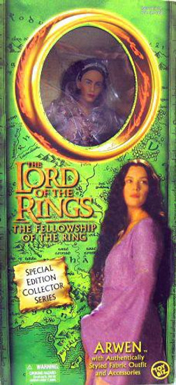 The Lord of the Rings The Two Towers Special Edition Collector Series Arwen 12 Inch Action Figure