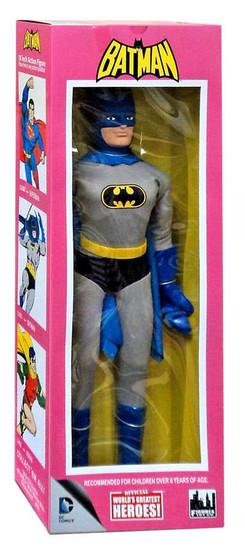 World's Greatest Super Heroes Retro Batman Retro Action Figure [Damaged Package]